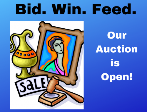 Bid. Win. Feed.